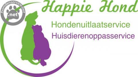 Happie Hond Hondenuitlaatservice, omgeving Roden/Leek/Norg